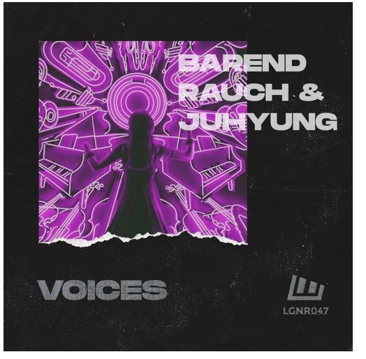 Barend Rauch & JuHyung – Voices